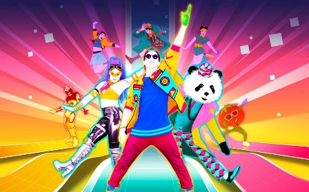 'Just Dance', de cumple el videojuego del baile desenfrenado