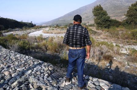 Piensan-racionar-el-agua-potable-en-Chile