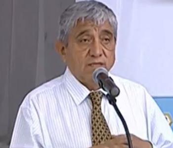 Iván Arias renuncia al cargo de Ministro de Obras Públicas
