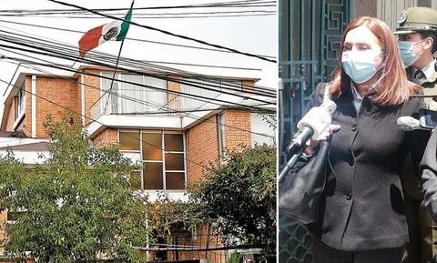 Canciller-deja-al-proximo-gobierno-liberar-o-aprehender-a-asilados-de-la-residencia-mexicana