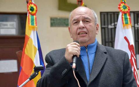 Murillo advierte que no permitirá violencia