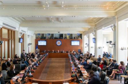 Bolivia es miembro del Comité Jurídico Interamericano de la OEA