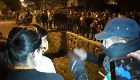 Camacho condena agresión a candidatas de CC