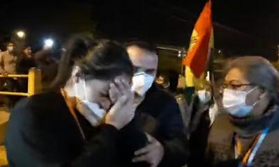 Carlos Mesa repudia las acciones de violencia contra parlamentarias electas de CC