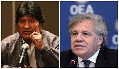 Evo Morales pide la destitución de Luis Almagro, 'es hora de sentar la mano'