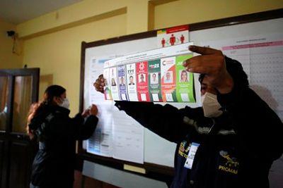 Naciones Unidas: 'No identificamos ni vemos fraude' en las elecciones generales