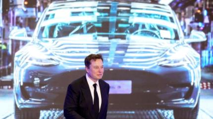 Tesla supera sus propias marcas y logra un 'trimestre récord'