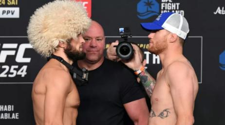 Nurmagomedov-contra-Gaethje:-llega-el-dia-de-la--descomunal--pelea-por-el-titulo-de-la-UFC