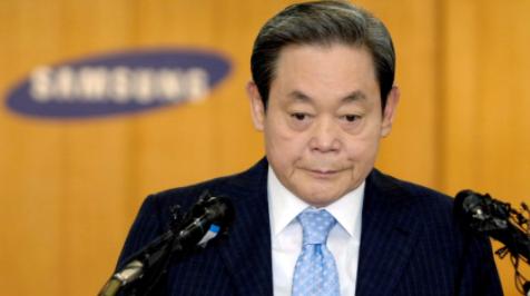 Murio-el-presidente-de-Samsung,-Lee-Kun-hee,-el-hombre-mas-rico-de-Corea-del-Sur