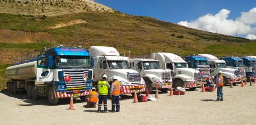 YPFB importa más de 44 millones de litros de diésel para abastecer al país