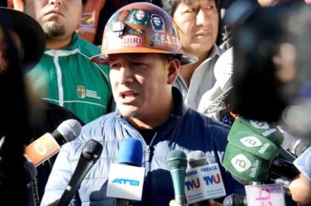 FSTMB señala que Gutiérrez tenía que ser el Ministro de Minería