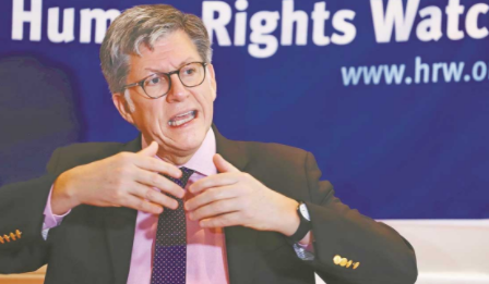 Vivanco ve como 'mal precedente' que el MAS cambie reglas de dos tercios a su medida