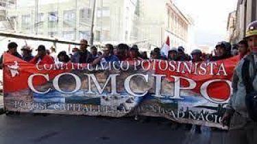 COMCIPO convoca a la resistencia por anulación de los 2/3 en la ALP