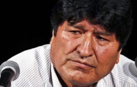 Evo Morales: 'Es mi deseo. Voy a volver el 11 de noviembre'