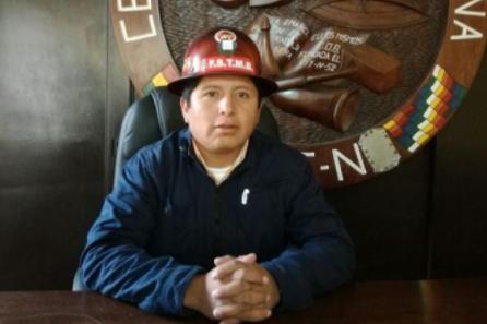 Huarachi denuncia ser víctima de 'persecución' y anticipa que se defenderá ante la justicia