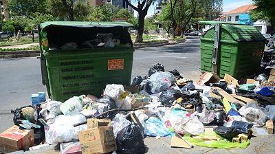 Anuncian acción penal contra la Gobernación por descuidar el control de la basura en Cochabamba