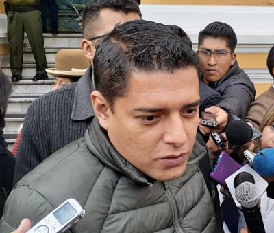 Ministro Coímbra: Juez dio medida cautelar y dispuso suspender caso Sacaba-Senkata en la Asamblea
