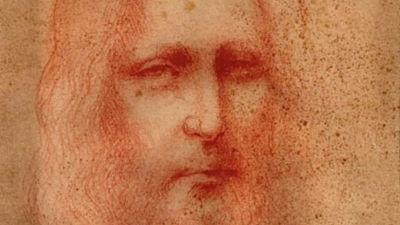 Descubren un boceto de Jesucristo del siglo XVI, que probablemente fue dibujado por Leonardo da Vinci