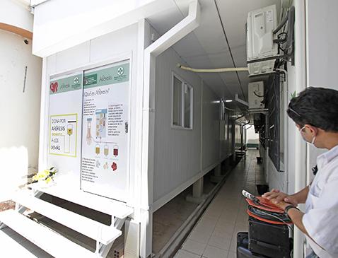 Banco de Sangre estrena espacio para extracción de plasma