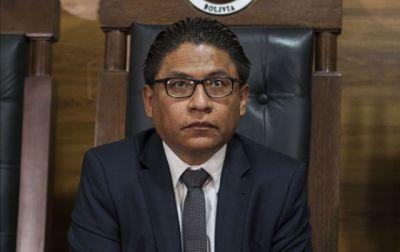 Ministro Lima advierte con juicio de responsabilidades a consejeros de Magistratura 'si no dan un paso al costado'