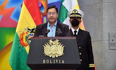 Presidente Arce alerta que aún es latente el riesgo de contagio de COVID-19 en Bolivia