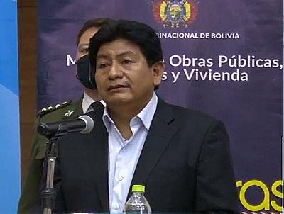 Obras Públicas anuncia desembolso de Bs 125 millones para ampliar la cobertura de Entel