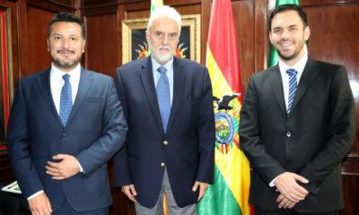 Bolivia y México ratifican sus lazos de amistad y de cooperación