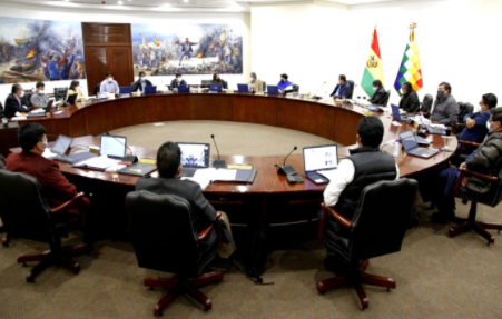 Arce anuncia medidas para dinamizar la economía y evitar rebrote de Covid-19