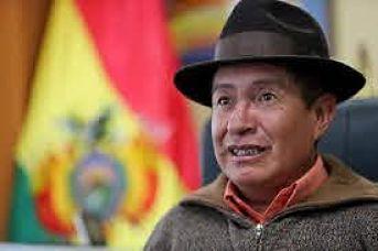 Quispe dice que el Ministro de Desarrollo Rural debe renunciar