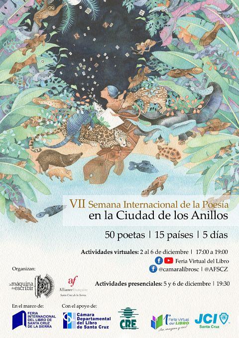 La VII Semana de la Poesía en la Ciudad de los Anillos comienza este miércoles