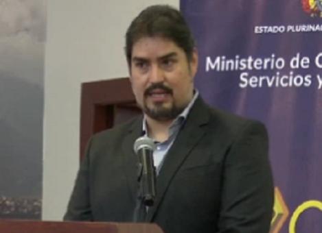 Sergio Altamirano asume la gerencia de la empresa 'Mi Teleférico'
