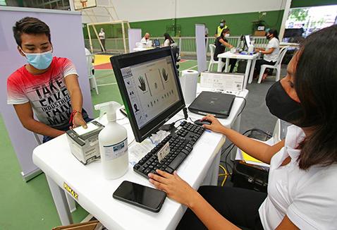 Santa Cruz: instalan 12 centros de empadronamiento en la ciudad capital y 89 en provincias