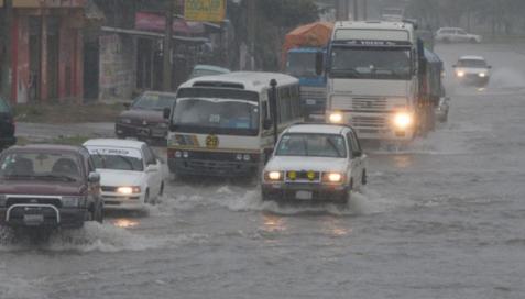 Senamhi pronostica lluvias y tormentas en cinco departamentos del país para el fin de semana