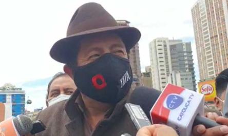 Quispe piensa entre Arias, Santamaría y León para candidato a alcalde de La Paz