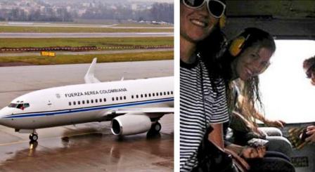 Polemica-por-uso-de-avion-presidencial-en-Colombia-