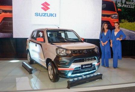 Suzuki llega para revolucionar