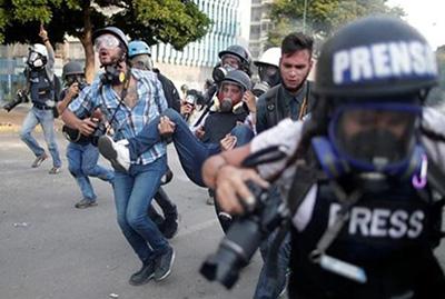 Periodismo en Venezuela, un oficio a prueba de balas