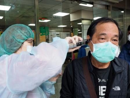 Taiwan anota un muerto por coronavirus
