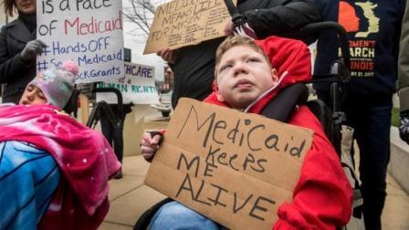 Medicaid, Trump quiere cambios