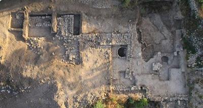 Descubren un templo que cuestiona las representaciones bíblicas