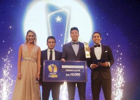 Premios-Tigo-Sport,-Moscoso-en-la-cima-del-deporte