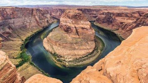 Cambio climático está secando un río que proporciona agua a millones de personas en EEUU
