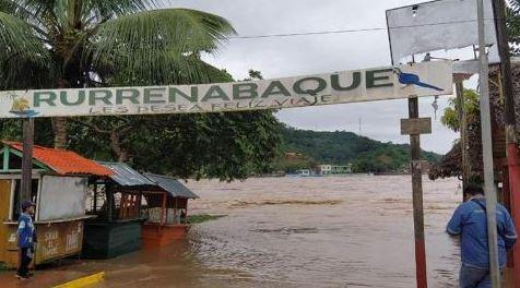 Desciende nivel de ríos cercanos a Rurrenabaque y San Borja