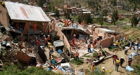 Brote de solidaridad con afectados por los desastres