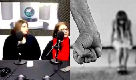 Psicóloga dice que 'la violación es fusión de amor' y estallan las redes