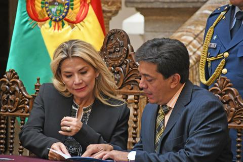 Comunarios de Tariquía demandan a Jeanine Áñez ante el TCP
