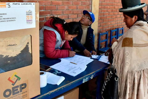 TSE registró a más de 21 mil nuevos votantes