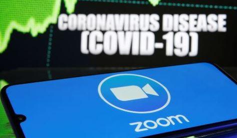 Valor de la 'app' de videoconferencias Zoom se duplica