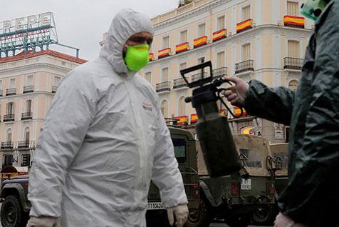 España supera ya a China en muertes ya hay 18.000 decesos en el mundo