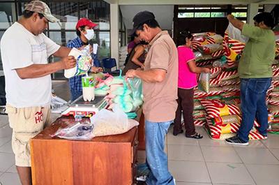 Familias-Josesanas,-se-beneficiaran-con-la-dotacion-de-viveres